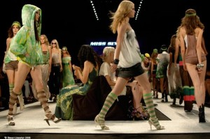 Miss Sixty Runway Show