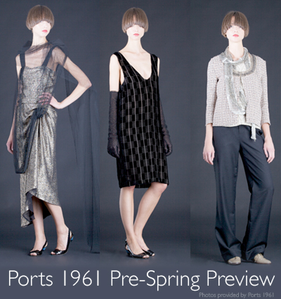 Photos Provided by Ports 1961