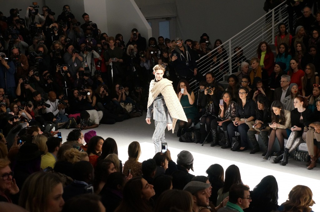 New York Fashion Week, Feb. 10 2013 - 042