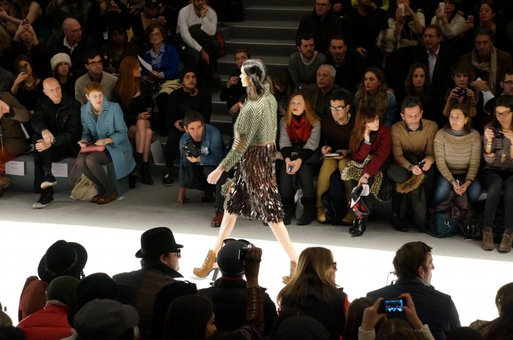New York Fashion Week, Feb. 10 2013 - 050