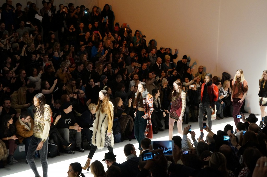 New York Fashion Week, Feb. 10 2013 - 091
