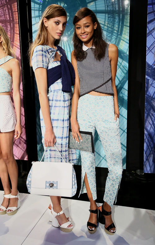 Mercedes-Benz Fashion Week Spring 2014 - Official Coverage - Best Of Runway Day 3